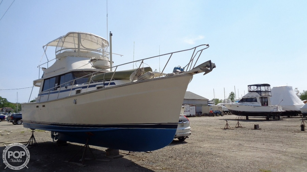 1981 Mainship boat for sale, model of the boat is Mark I & Image # 8 of 40