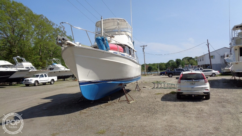 1981 Mainship boat for sale, model of the boat is Mark I & Image # 9 of 40