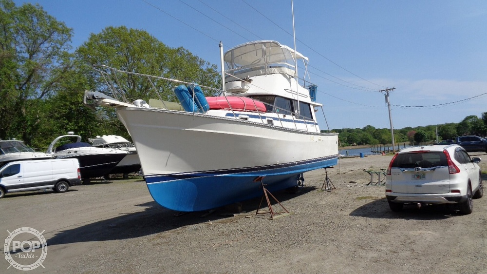 1981 Mainship boat for sale, model of the boat is Mark I & Image # 10 of 40
