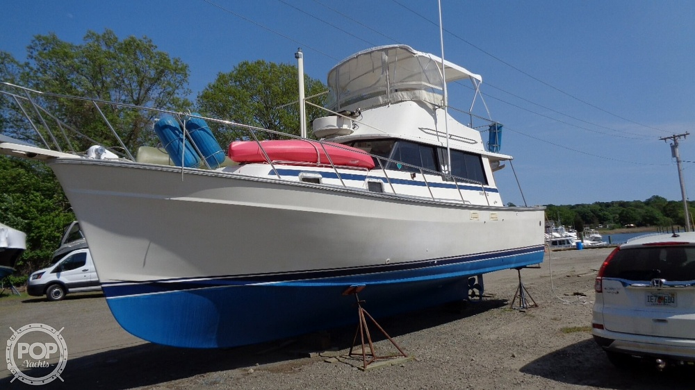 1981 Mainship boat for sale, model of the boat is Mark I & Image # 11 of 40