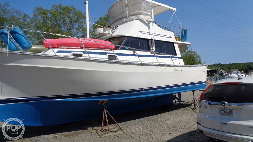 1981 Mainship boat for sale, model of the boat is Mark I & Image # 12 of 40