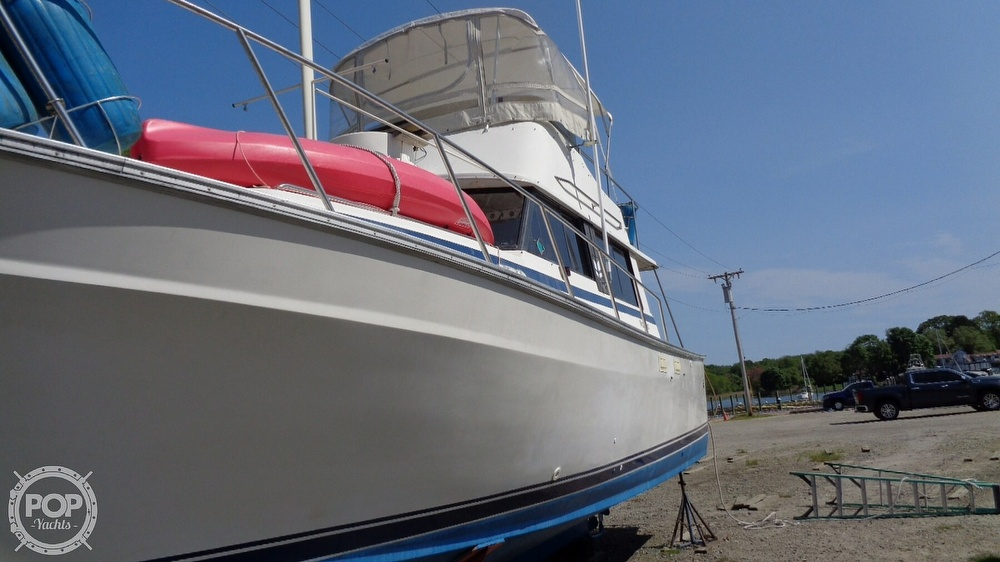 1981 Mainship boat for sale, model of the boat is Mark I & Image # 14 of 40