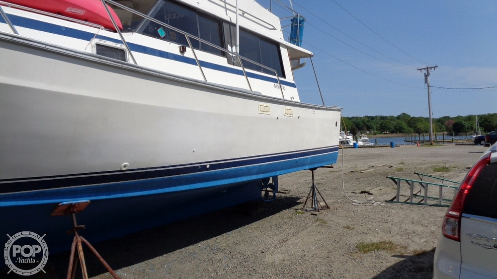 1981 Mainship boat for sale, model of the boat is Mark I & Image # 15 of 40