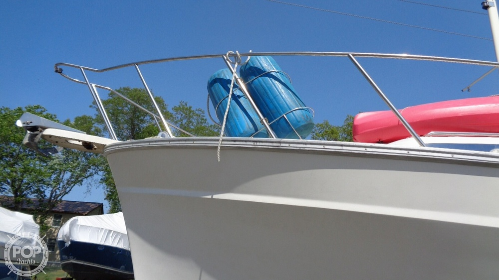 1981 Mainship boat for sale, model of the boat is Mark I & Image # 27 of 40