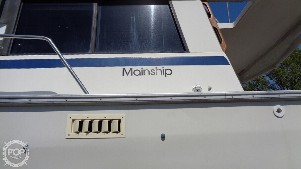 1981 Mainship boat for sale, model of the boat is Mark I & Image # 28 of 40