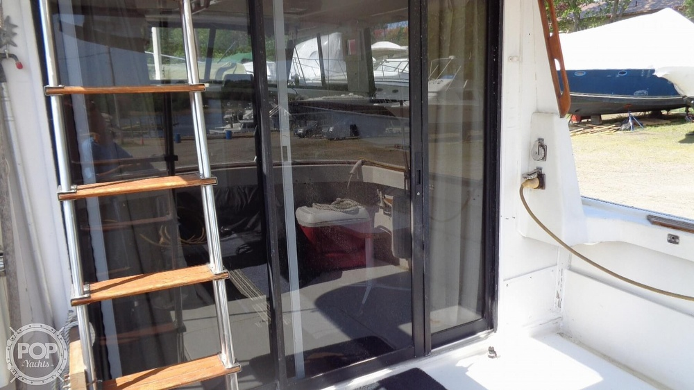 1981 Mainship boat for sale, model of the boat is Mark I & Image # 29 of 40
