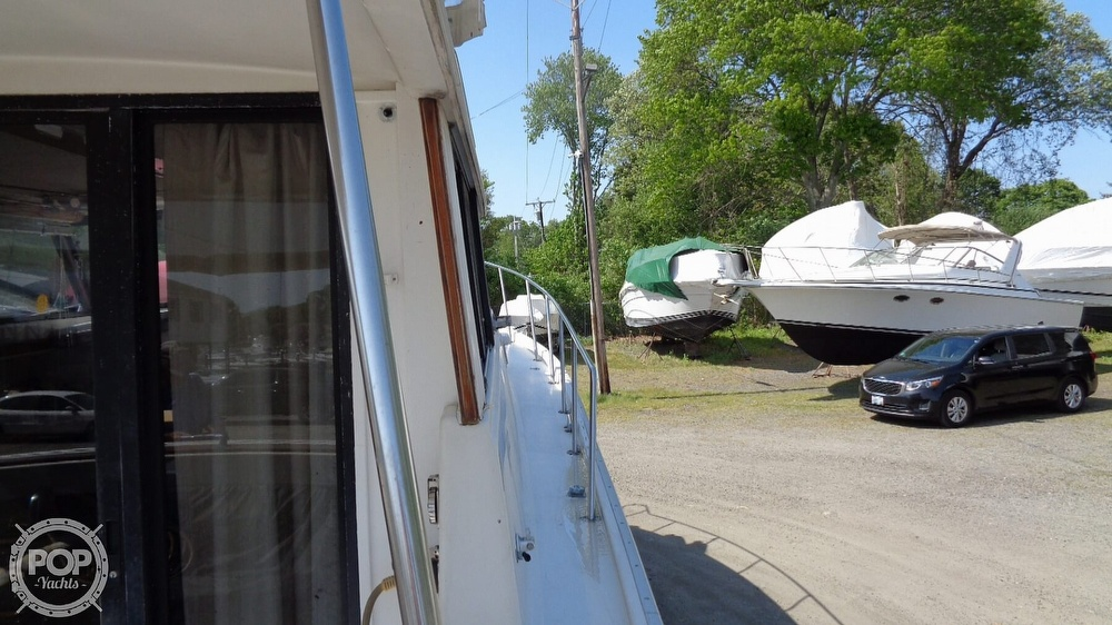 1981 Mainship boat for sale, model of the boat is Mark I & Image # 31 of 40