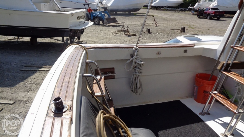 1981 Mainship boat for sale, model of the boat is Mark I & Image # 33 of 40