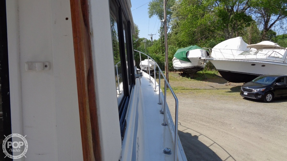 1981 Mainship boat for sale, model of the boat is Mark I & Image # 35 of 40