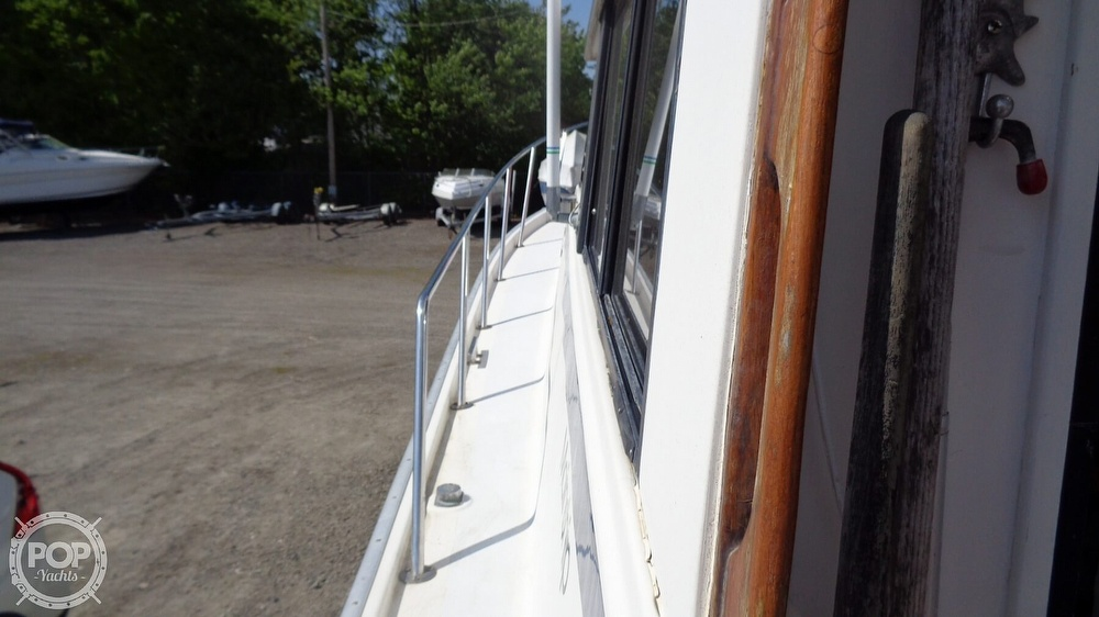 1981 Mainship boat for sale, model of the boat is Mark I & Image # 36 of 40