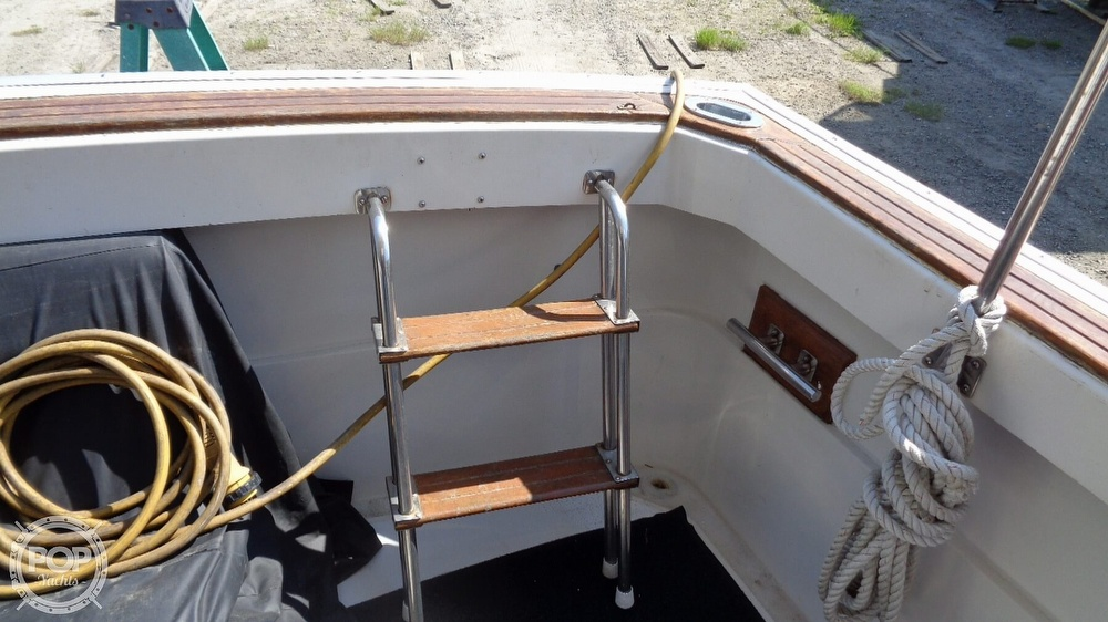 1981 Mainship boat for sale, model of the boat is Mark I & Image # 37 of 40