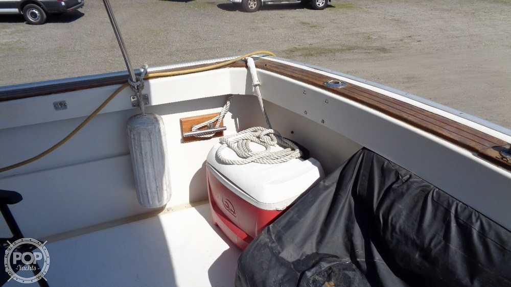 1981 Mainship boat for sale, model of the boat is Mark I & Image # 38 of 40