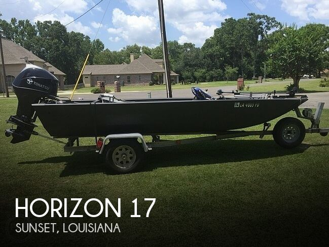 Used Horizon 17 Boats For Sale in Louisiana by owner | 1999 Horizon 17