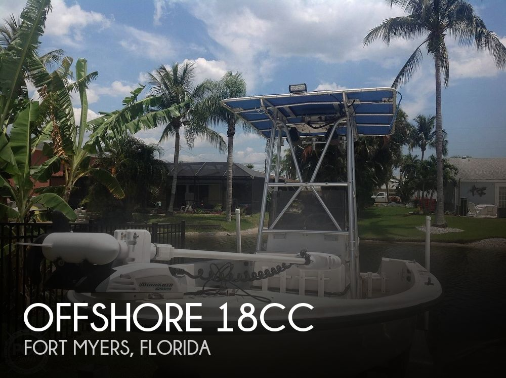 1992 Offshore boat for sale, model of the boat is 18CC & Image # 1 of 40