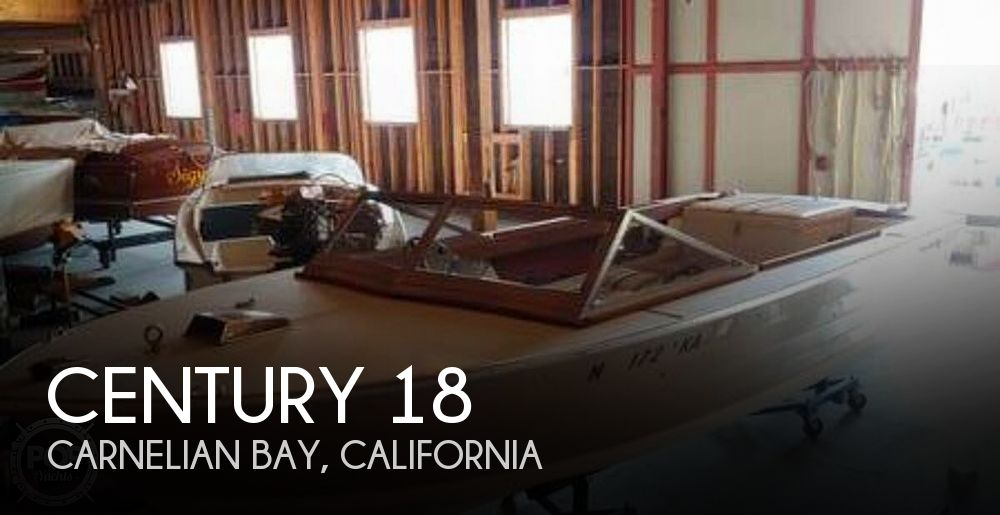 1968 Century boat for sale, model of the boat is Buccaneer 18 & Image # 1 of 11