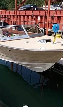 1968 Century boat for sale, model of the boat is Buccaneer 18 & Image # 3 of 11