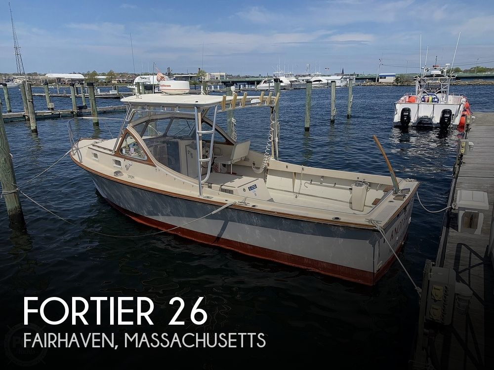 Used Fortier Boats For Sale by owner | 1977 Fortier 26