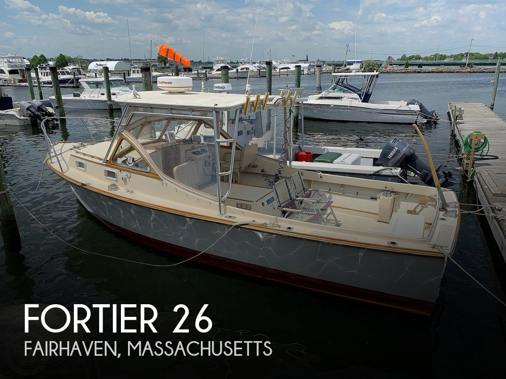 1977 Fortier boat for sale, model of the boat is 26 & Image # 1 of 40