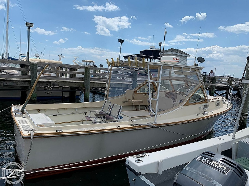 1977 Fortier boat for sale, model of the boat is 26 & Image # 2 of 40