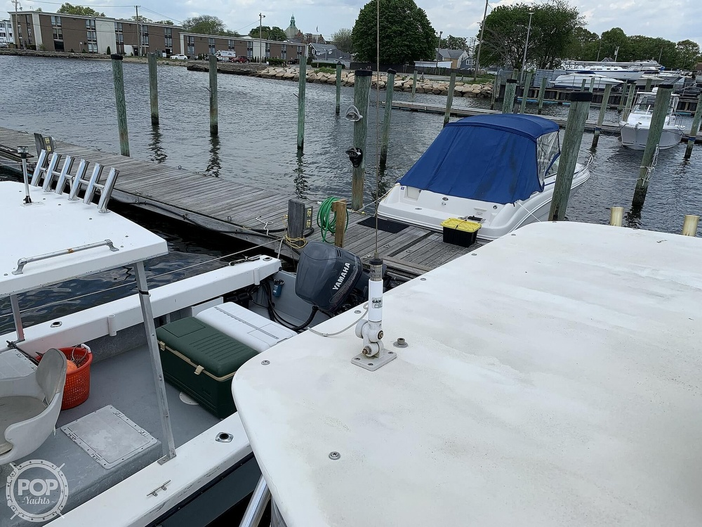 1977 Fortier boat for sale, model of the boat is 26 & Image # 10 of 40