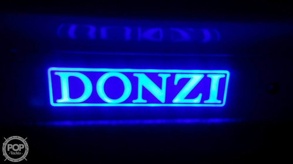 2001 Donzi boat for sale, model of the boat is Daytona 33 & Image # 6 of 15