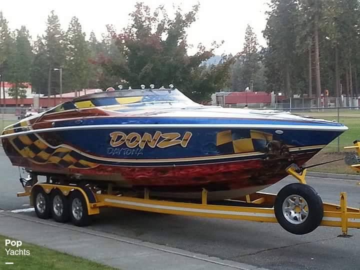 2001 Donzi Daytona 33 - #$LI_INDEX