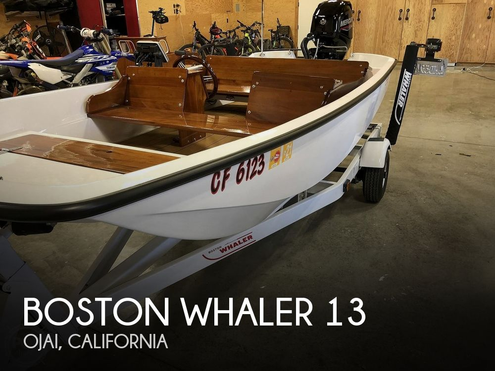 Used Boston Whaler Boats For Sale in California by owner   1964 Boston Whaler 13 Classic