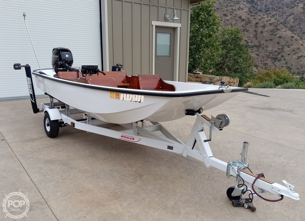 1964 Boston Whaler boat for sale, model of the boat is 13 Classic & Image # 8 of 40