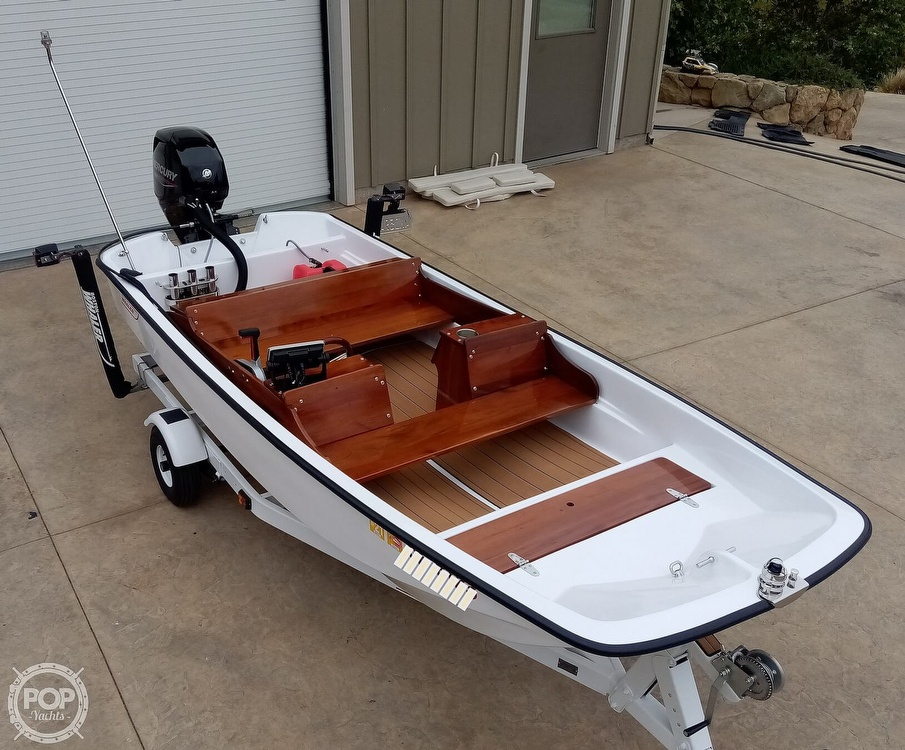 1964 Boston Whaler boat for sale, model of the boat is 13 Classic & Image # 9 of 40