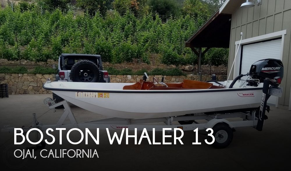 1964 Boston Whaler boat for sale, model of the boat is 13 Classic & Image # 1 of 40