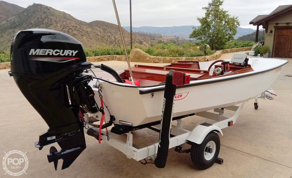 1964 Boston Whaler boat for sale, model of the boat is 13 Classic & Image # 24 of 40