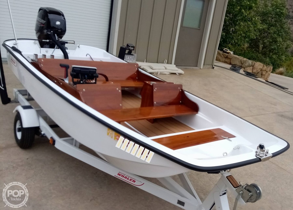 1964 Boston Whaler boat for sale, model of the boat is 13 Classic & Image # 33 of 40