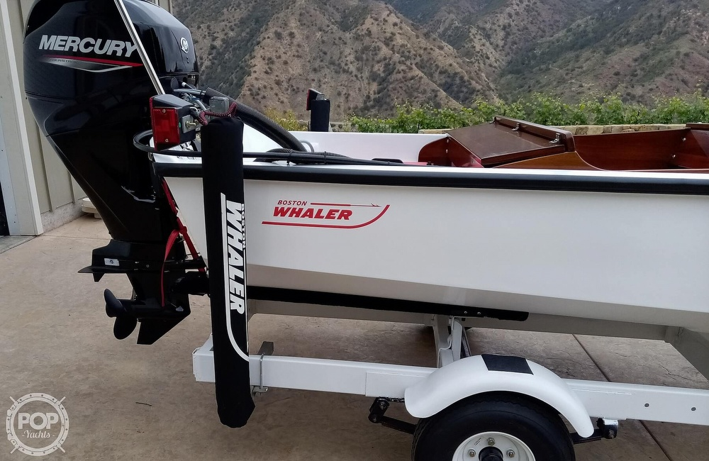 1964 Boston Whaler boat for sale, model of the boat is 13 Classic & Image # 34 of 40