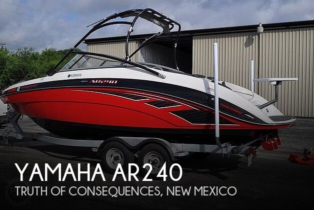 Used Boats For Sale in New Mexico by owner | 2013 Yamaha AR240