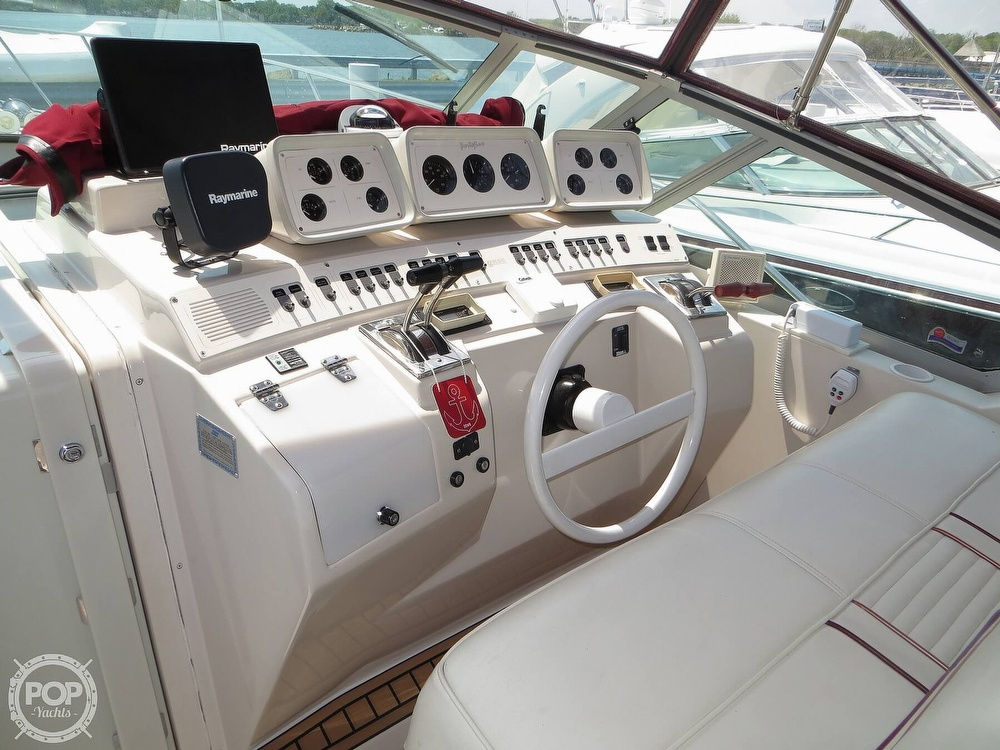 1990 Wellcraft boat for sale, model of the boat is 4300 Portofino & Image # 24 of 40