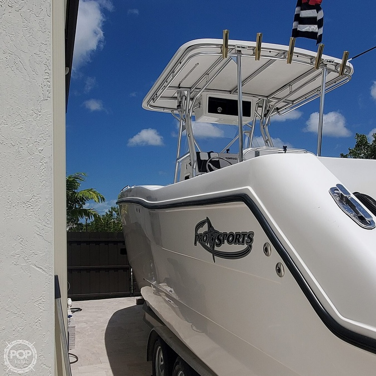 2002 Pro Sports boat for sale, model of the boat is 2660 ProKat & Image # 11 of 40