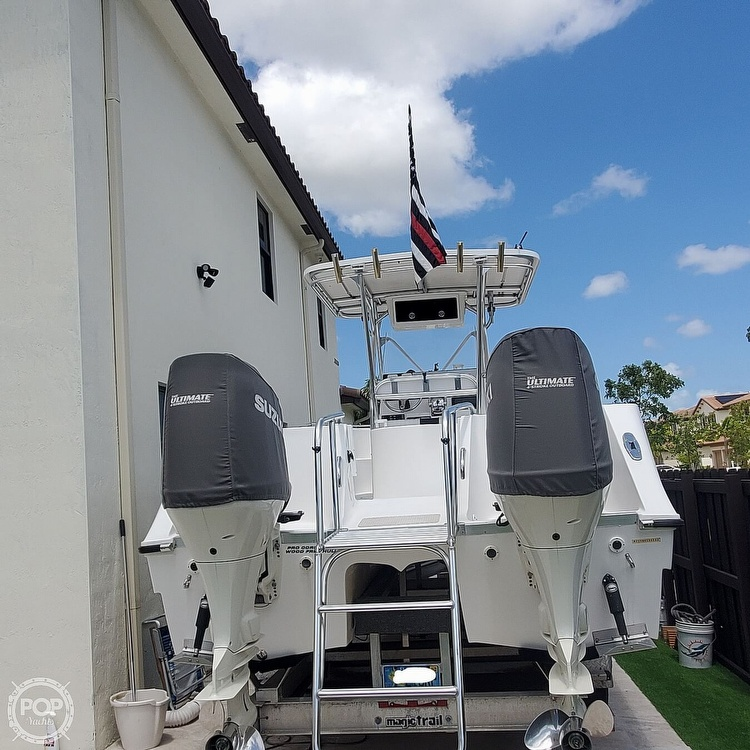 2002 Pro Sports boat for sale, model of the boat is 2660 ProKat & Image # 10 of 40