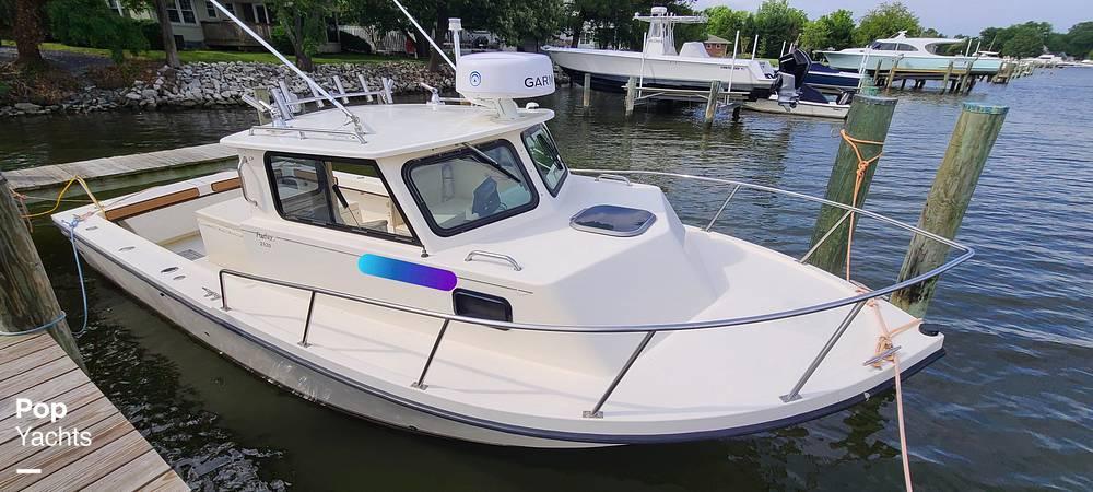 1994 Parker Marine 2520 - #$LI_INDEX
