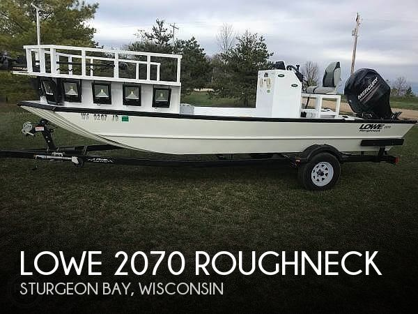 2014 LOWE 2070 ROUGHNECK for sale