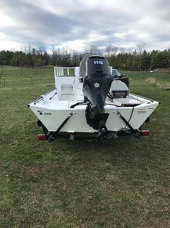 2014 Lowe boat for sale, model of the boat is 2070 Roughneck & Image # 4 of 40