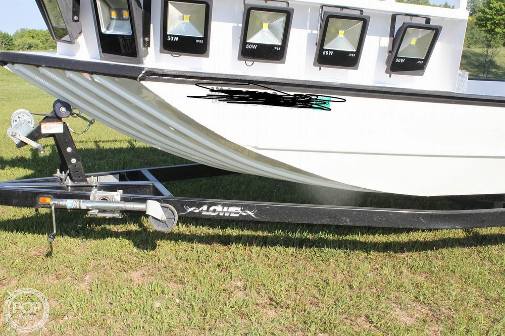 2014 Lowe boat for sale, model of the boat is 2070 Roughneck & Image # 5 of 40