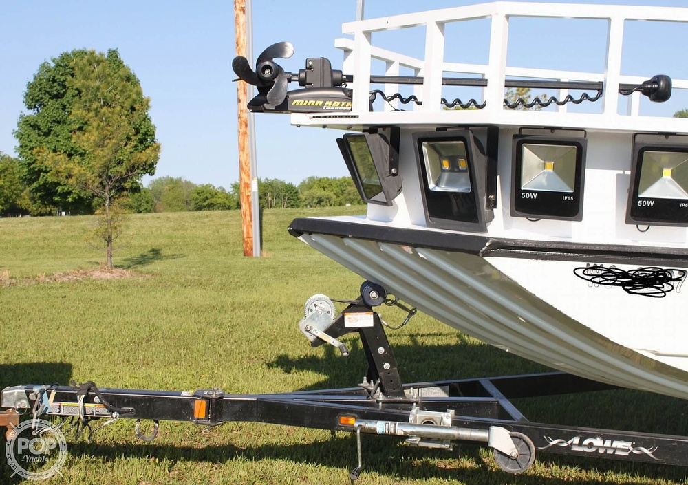 2014 Lowe boat for sale, model of the boat is 2070 Roughneck & Image # 6 of 40