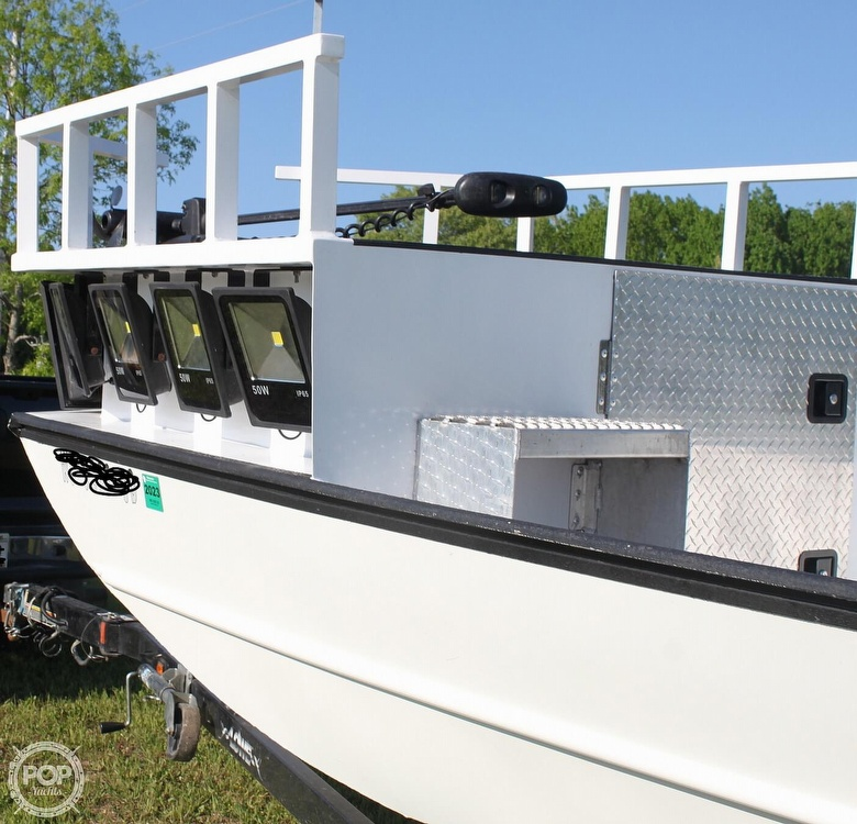 2014 Lowe boat for sale, model of the boat is 2070 Roughneck & Image # 7 of 40