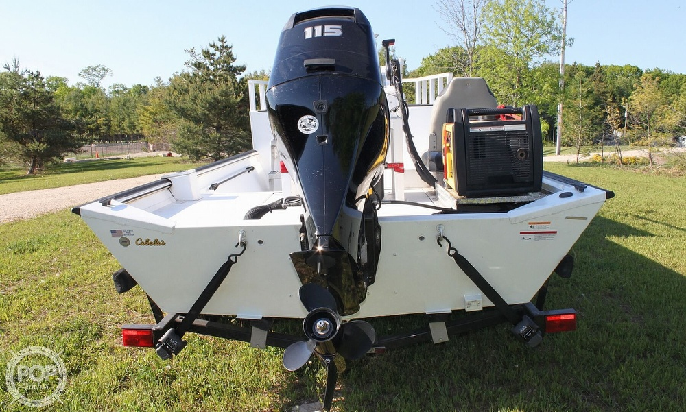 2014 Lowe boat for sale, model of the boat is 2070 Roughneck & Image # 22 of 40