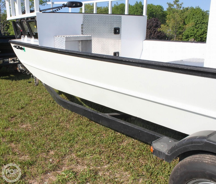 2014 Lowe boat for sale, model of the boat is 2070 Roughneck & Image # 23 of 40