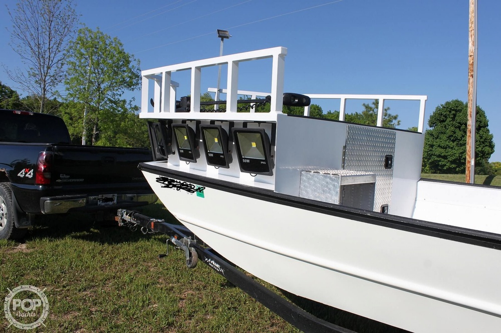 2014 Lowe boat for sale, model of the boat is 2070 Roughneck & Image # 25 of 40