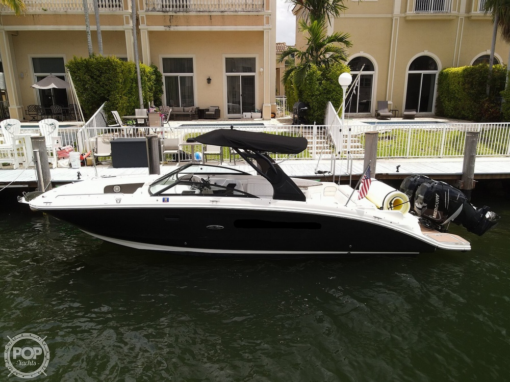 2018 Sea Ray boat for sale, model of the boat is 290 SDX & Image # 2 of 40