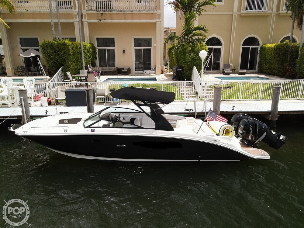 2018 Sea Ray boat for sale, model of the boat is 290 SDX & Image # 14 of 40