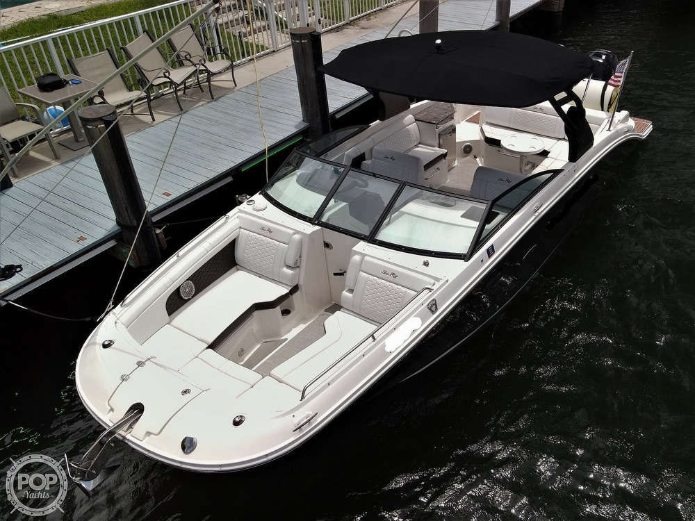 2018 Sea Ray boat for sale, model of the boat is 290 SDX & Image # 5 of 40