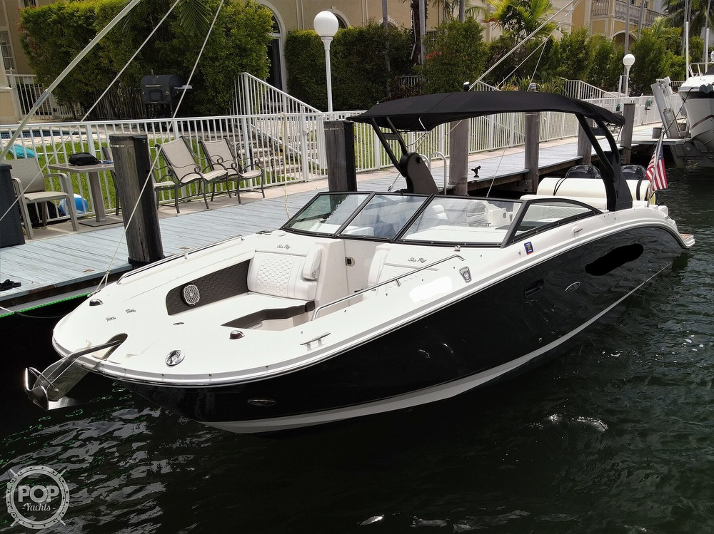 2018 Sea Ray boat for sale, model of the boat is 290 SDX & Image # 6 of 40
